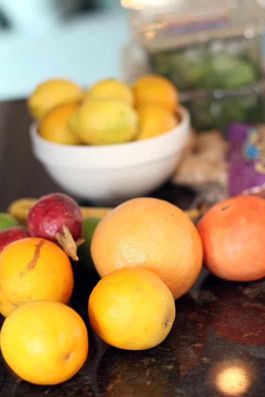 citrus fruits for juicing