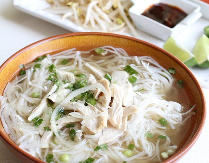 Howe We Live Traditional Pho Ga – Vietnamese Chicken ...