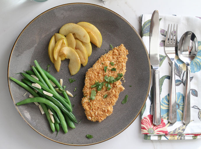easy-baked-chicken-cutlets