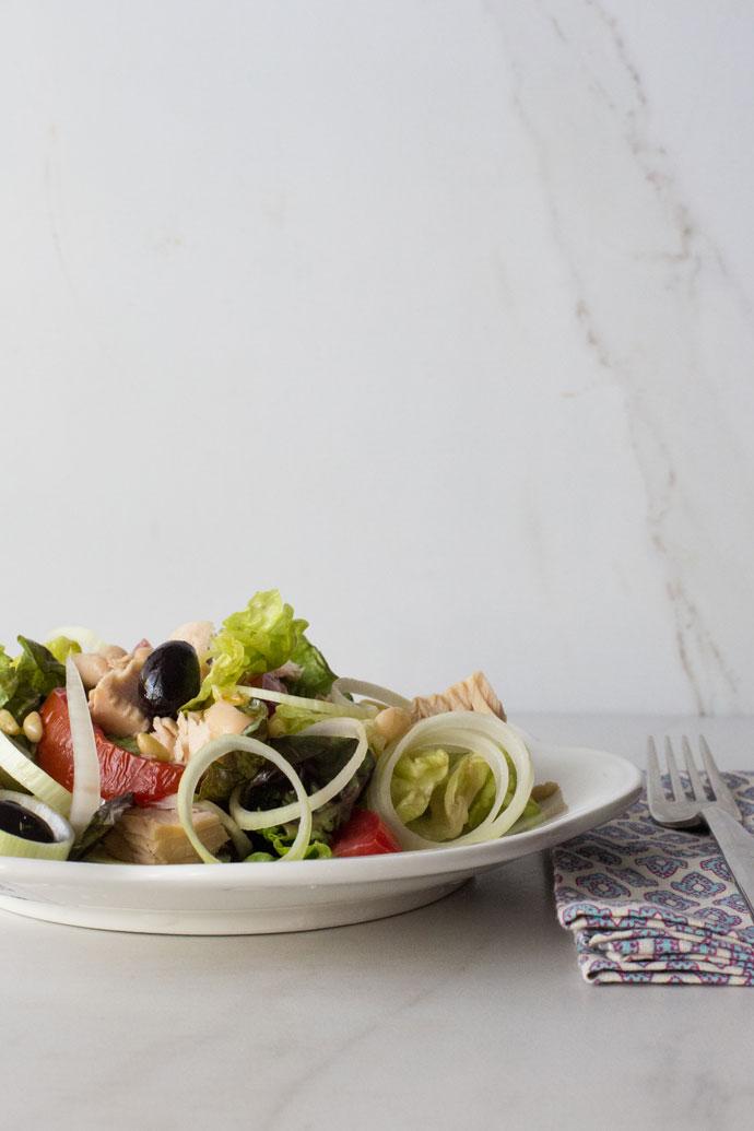 leek-white-bean-and-tuna-spring-salad
