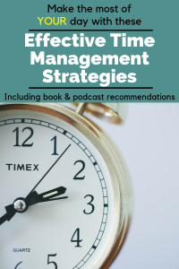Time Management Pin Image