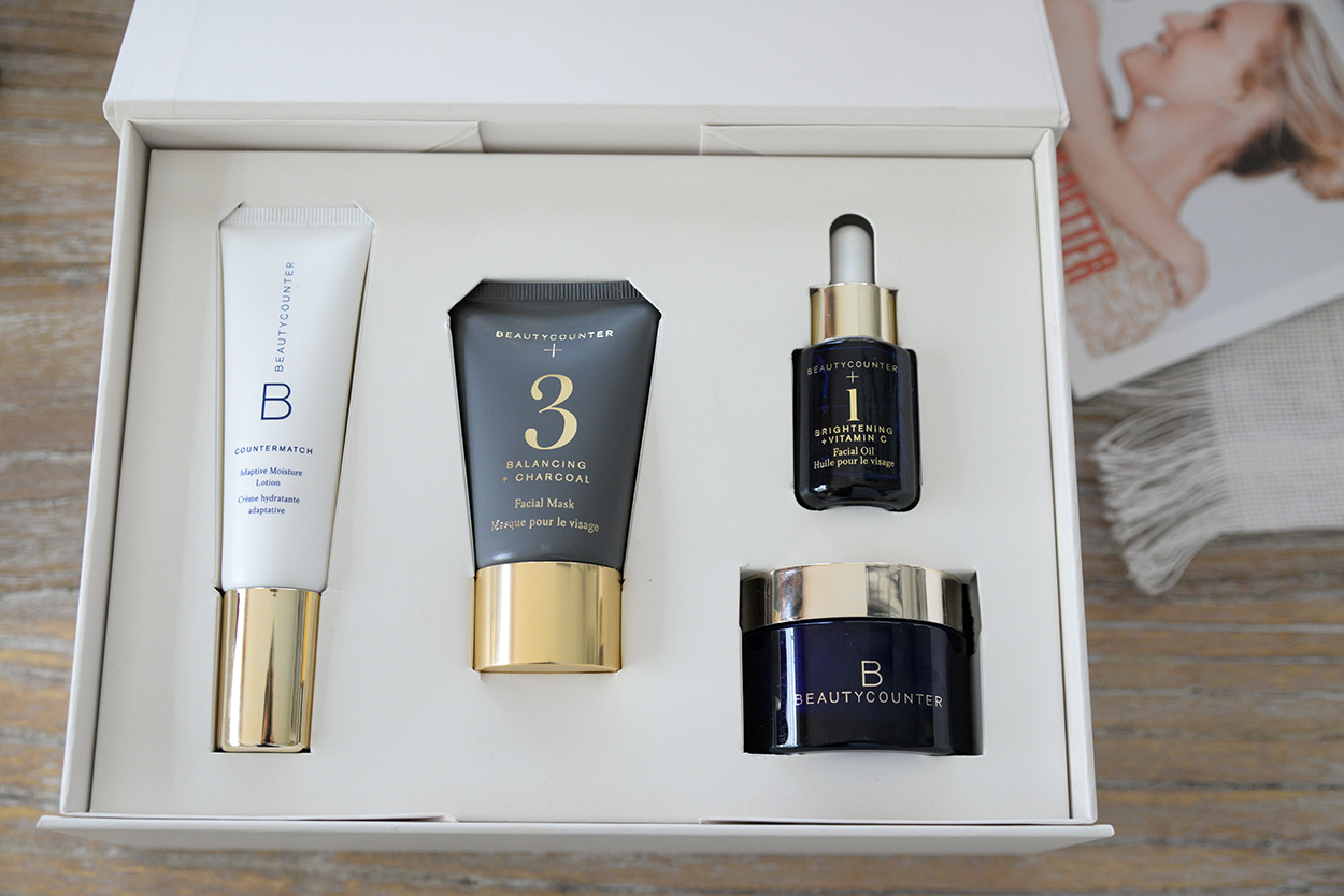 Beautycounter best of Holiday 2018 set