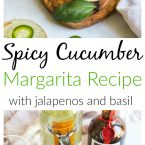 how to make a jalapeno margarita with text overlay
