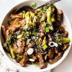 Beef broccoli in the Instant Pot